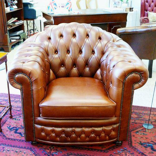 Nottinghill Chesterfield Chair