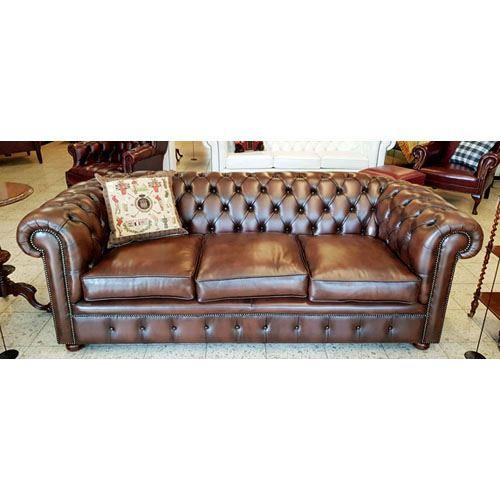 cc303st Classic Chesterfield 3-Seater