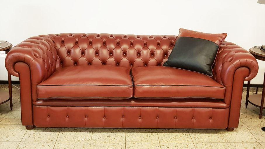 Traditional de Luxe Chesterfield