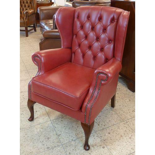cc161 Windsor Wing Chair - Sitzkissen
