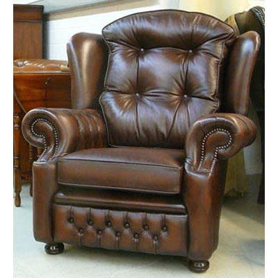 Sutherland Wing Chair - Ohrensessel