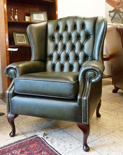 Classic Wing Chair - Ohrensessel