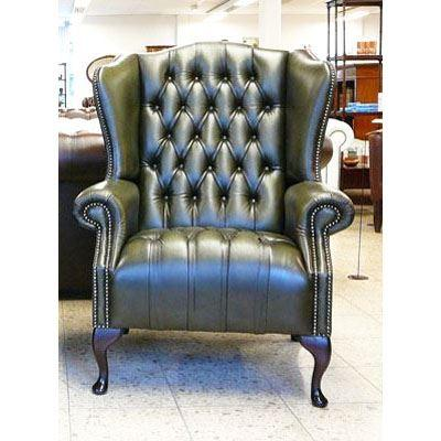 cx131a Stirling Wing Chair olive
