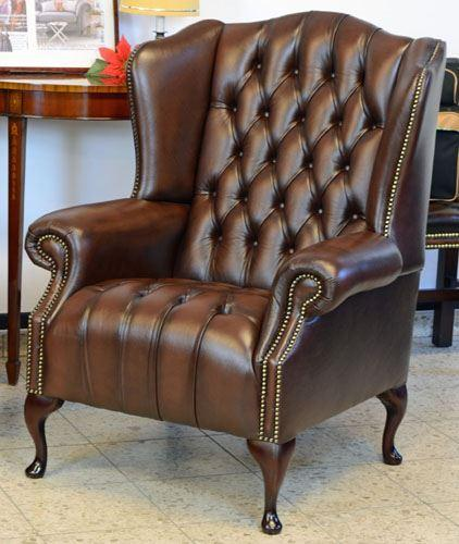 Stirling Wing Chair - Ohrensessel