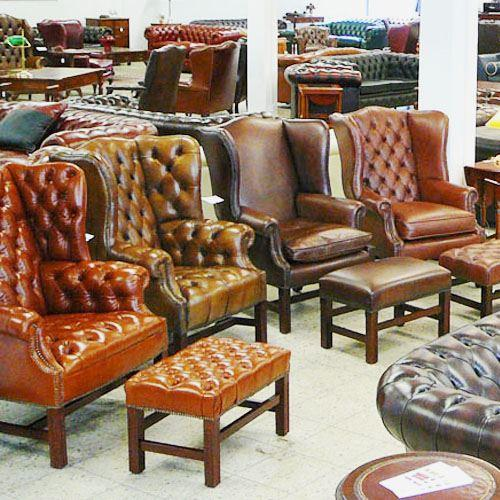 Ohrensessel (Wing Chairs)