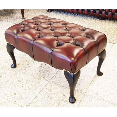 cc206 Sussex Footstool - red