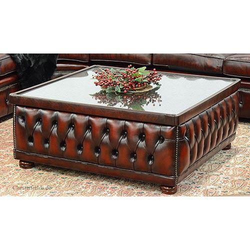 cc307aL Large Glass Top Coffee Table