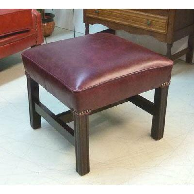 cv105S Georgian Footstool - small