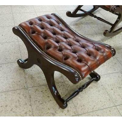 cc395v Victoria Stool - light rust