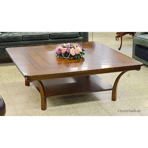 Mahogany Coffee Table - Large